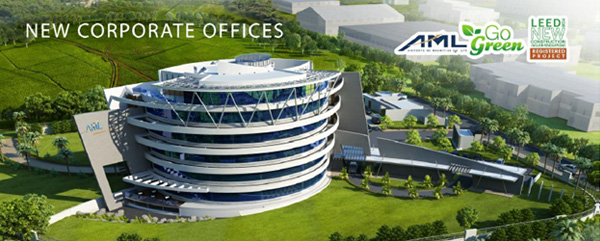 AML Corporate Offices Mauritius - Construction by Super Construction SCC